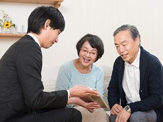ご遺族に寄り添い心を込めて柔軟にご対応